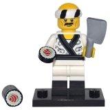 LEGO Sushi Chef (COLTLNM-19)