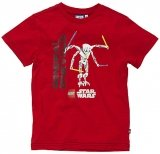 LEGO Sweatshirt Star Wars ROOD (Tom 823 - Maat 110)