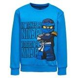 LEGO Sweatshirt BLAUW (M-72174 Maat 104)