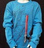 LEGO Star Wars Sweatshirt LICHTBLAUW (Sami 961 Maat 146)