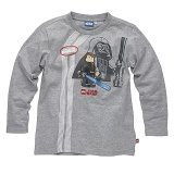 LEGO T-Shirt Anakin Skywalker GRIJS (Terry 120 Maat 152)