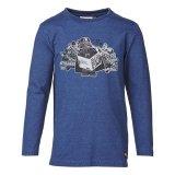 LEGO T-Shirt BLAUW (Timmy 659 Maat 116)