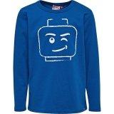 LEGO T-Shirt BLAUW (TEO 710 Maat 140)