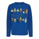 LEGO T-Shirt City DONKERBLAUW (CM-51126 - Maat 134)