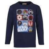 LEGO T-Shirt DONKERBLAUW (Timmy 652 Maat 128)