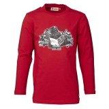 LEGO T-Shirt DONKERROOD (Timmy 659 Maat 152)