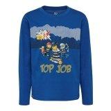 LEGO T-Shirt DONKERBLAUW (CM-51127 - Maat 122)