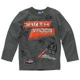 LEGO T-Shirt Darth Vader GRIJS (Tom 621 Maat 122)