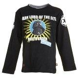 LEGO T-Shirt Darth Vader ZWART (Terry 658 Maat 128)