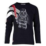 LEGO T-Shirt Darth Vader DONKERGRIJS (Thor 756 Maat 104)