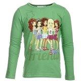 LEGO T-Shirt Friends GROEN (Tabita 606 Maat 110)