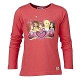 LEGO T-Shirt Friends ROZE (Theodora 107 Maat 128)
