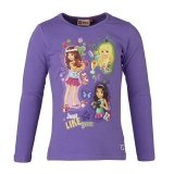 LEGO T-Shirt Friends PAARS (Tanisha 210 Maat 128)
