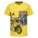 LEGO T-Shirt GEEL (M-72497 Maat 134)