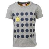 LEGO T-Shirt GRIJS (Tony 615 Maat 122)