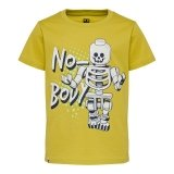 LEGO T-Shirt LIME GROEN (CM-51109 - Maat 110)