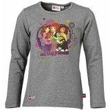 LEGO T-Shirt Mia GRIJS (Tasja 803 Maat 140)