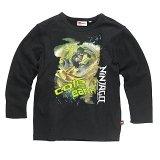 LEGO T-Shirt Ninjago Cole ZWART (Terry 202 Maat 128)