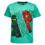LEGO T-Shirt Ninjago GROEN (M-70858 Maat 110)