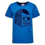 LEGO T-Shirt Ninjago BLAUW (Teo 102 Maat 122)