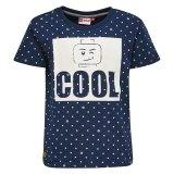 LEGO T-Shirt BLAUW (Teo 303 Maat 122)