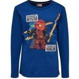 LEGO T-Shirt Ninjago BLAUW (TEO 733 Maat 104)