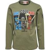 LEGO T-Shirt Ninjago GROEN (Teo 625 Maat 146)