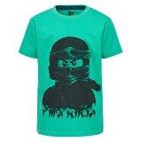 LEGO T-Shirt Ninjago GROEN (M-72508 Maat 128)
