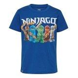 LEGO T-Shirt Ninjago DONKERBLAUW (CM-51111 - Maat 134)
