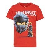 LEGO T-Shirt Ninjago ROOD (CM-51113 - Maat 128)