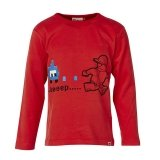 LEGO T-Shirt ROOD (Timmy 283 Maat 110)