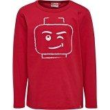 LEGO T-Shirt ROOD (TEO 710 Maat 122)