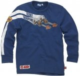 LEGO T-Shirt Scout Troopers BLAUW (Tom 111 Maat 146)
