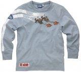 LEGO T-Shirt Scout Troopers GRIJS (Tom 111 Maat 128)