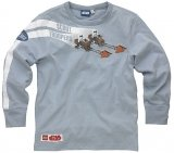 LEGO T-Shirt Scout Troopers GRAY (Tom 111 Size 134)