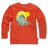 LEGO T-Shirt Star Wars ORANJEROOD (Terry 127 Maat 152)