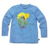 LEGO T-Shirt Star Wars BLAUW (Terry 127 Maat 110)