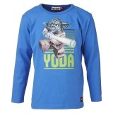 LEGO T-Shirt Star Wars BLAUW (Timmy 755 Maat 122)