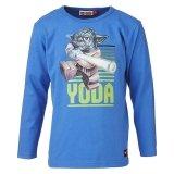 LEGO T-Shirt Star Wars BLAUW (Timmy 755 Maat 128)