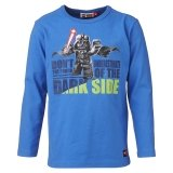 LEGO T-Shirt Star Wars BLAUW (Timmy 757 Maat 134)