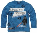 LEGO T-Shirt Star Wars BLAUW (Tom 621 - Maat 116)
