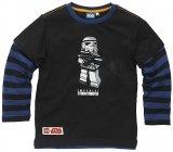 LEGO T-Shirt Stormtrooper ZWART (Tom 113 Maat 146)