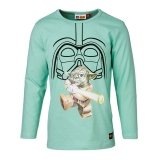 LEGO T-Shirt Star Wars TURQUOISE (Tony 155 Maat 146)