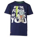 LEGO T-Shirt Yoda DARK BLUE (Thor 550 Size 116)