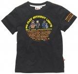 LEGO T-Shirt ZWART (Tel 311 - Maat 134)