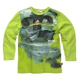 LEGO T-shirt Ninjago Cole LIMEGROEN (Terry 209 Maat 110)