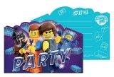 LEGO Uitnodigingen The LEGO Movie
