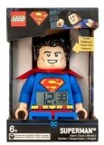 LEGO Wekker Superman met Geluid