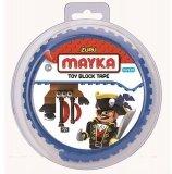 MAYKA Toy Block Tape 2-nop 1 meter BLAUW