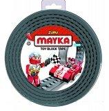 MAYKA Toy Block Tape 2-nop 2 meter DONKERGRIJS